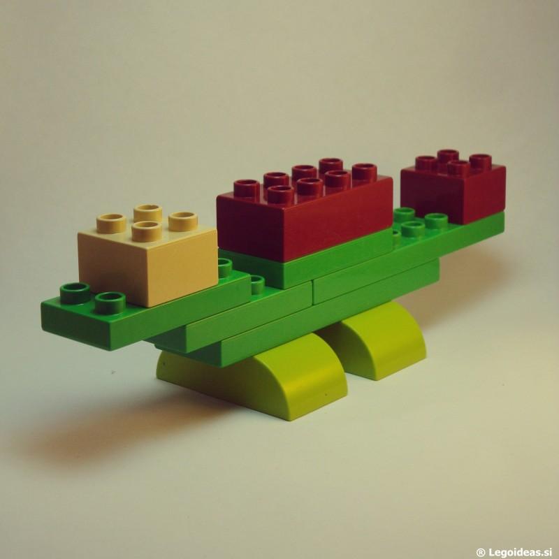 Lego Duplo Ankylosaurus