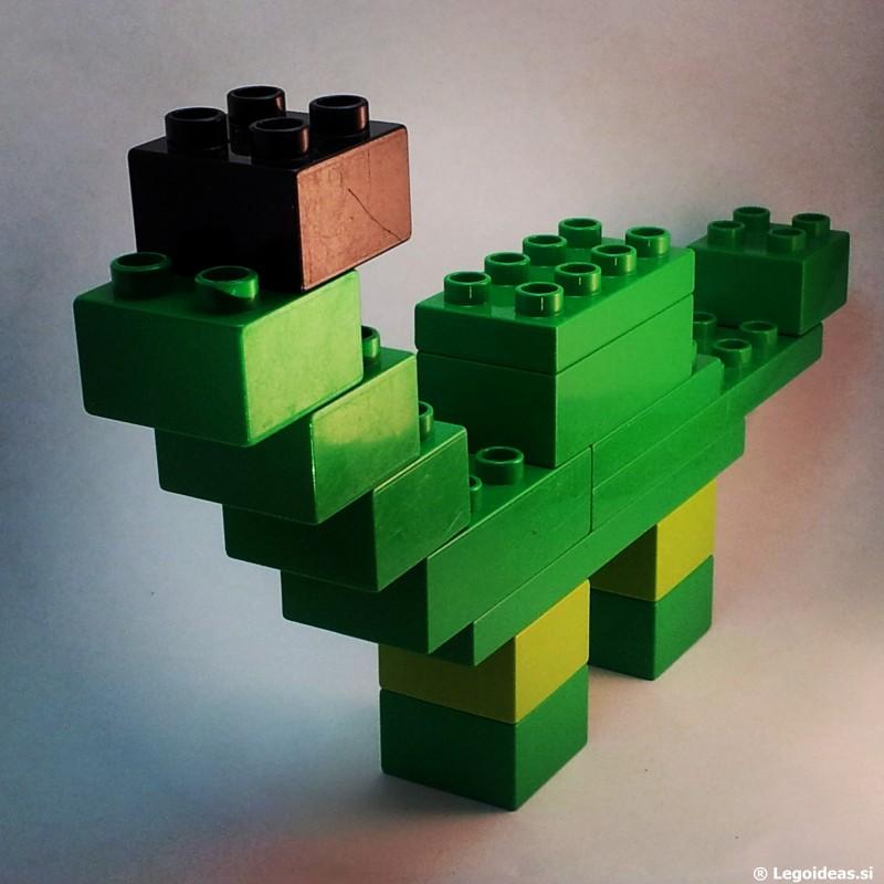 Lego Duplo Brachiosaurus