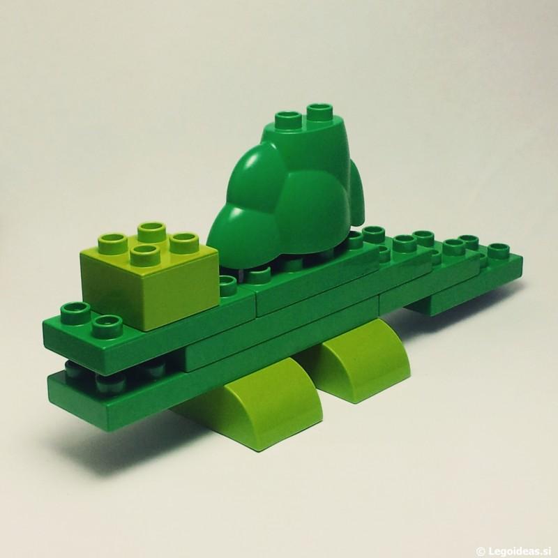 Lego Duplo Edaphosaurus