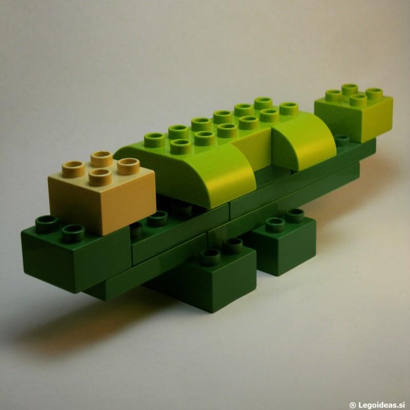 Lego Duplo Euplocephalus