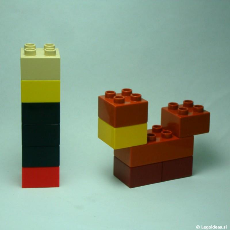 Lego Duplo Gargamel Azrael