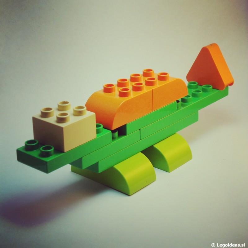 Lego Duplo Stegosaurus