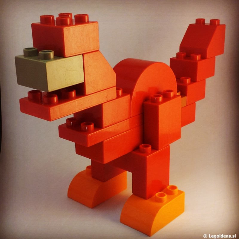 Lego Duplo Tyrannosaurus rex