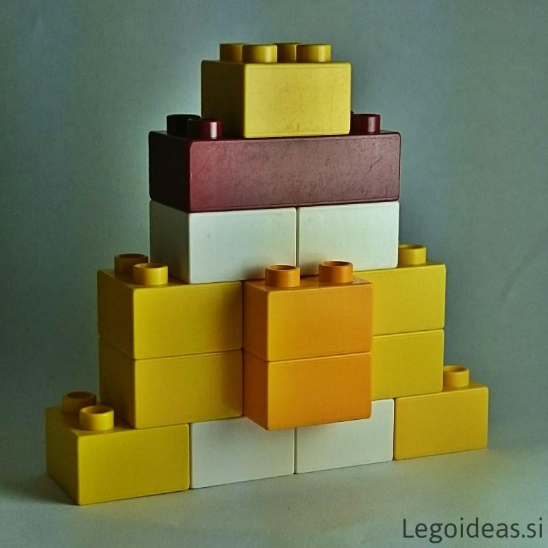 Lego Duplo Angry Birds Chuck