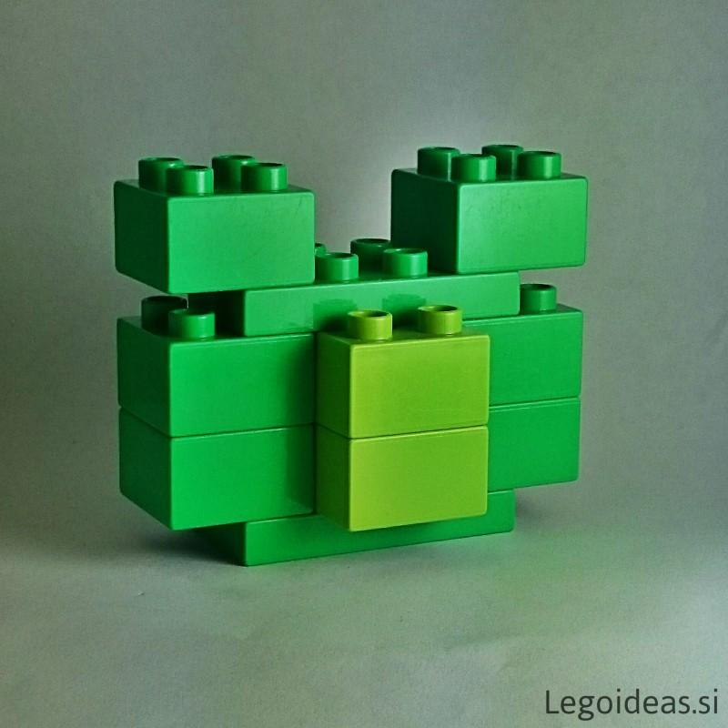 Lego Duplo Angry Birds Piggy