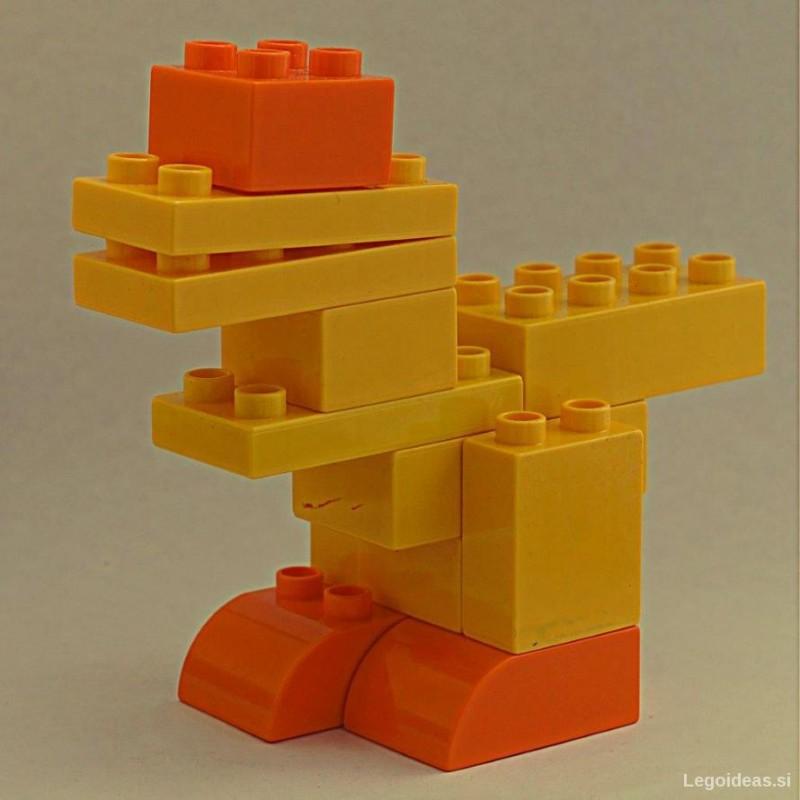 Lego Duplo Dromaeosaurus