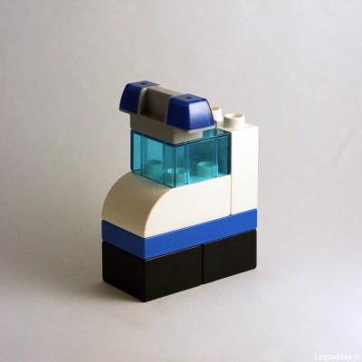 Lego Duplo Police car