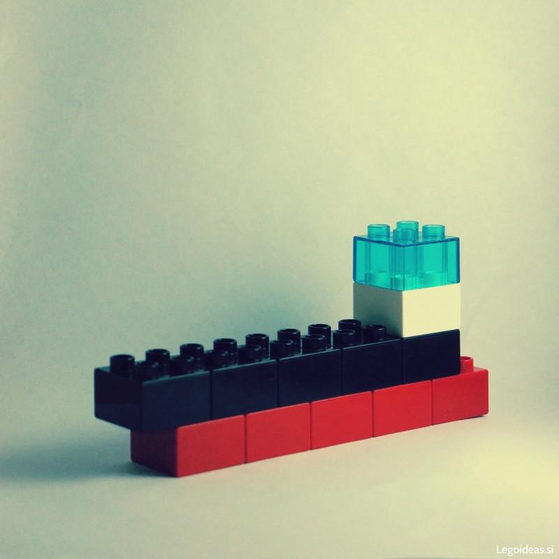 Lego Duplo Tanker ship