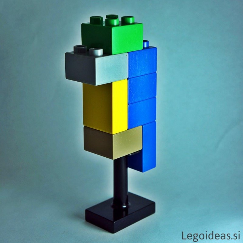 Lego Duplo parrot 2