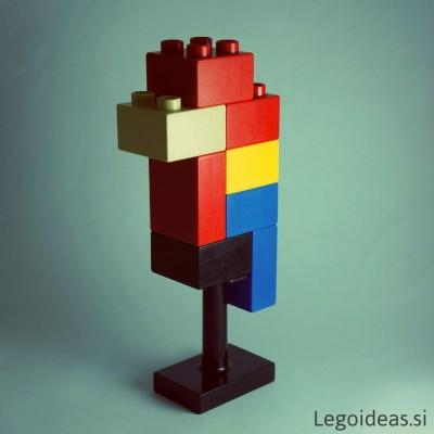 Lego Duplo parrot