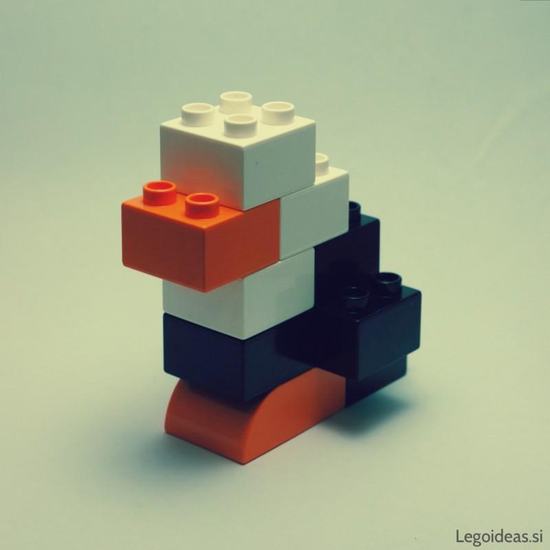 Lego Duplo classic eagle