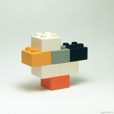 Lego Duplo seabird