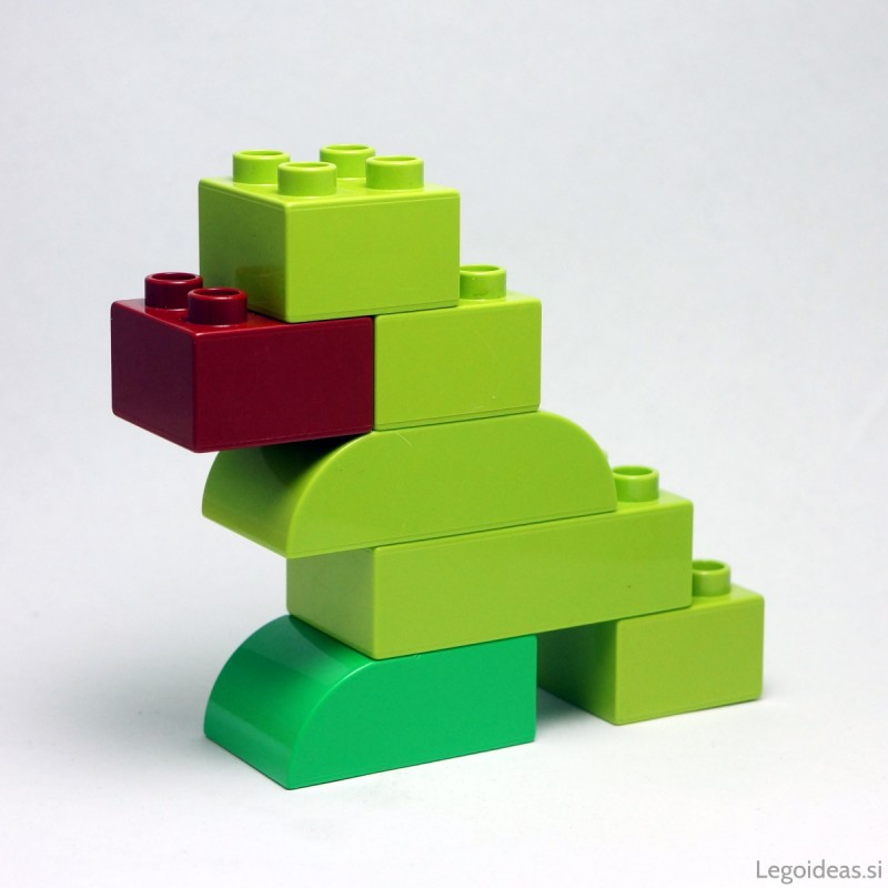 Lego Duplo simple T rex