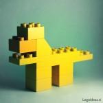 Lego Duplo lion