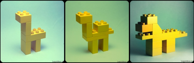lego duplo desert animals