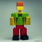 Lego Duplo simple man