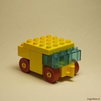 Lego Duplo Humvee
