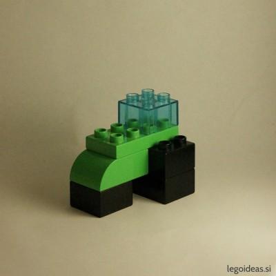 Lego Duplo John Deere tractor